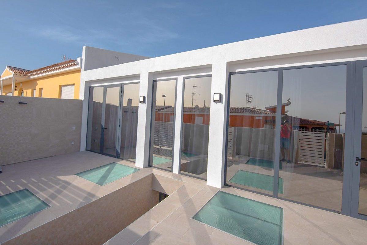 Latest Project: MODERN VILLA  BUILDING  ADEJE, TENERIFE