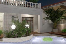 CLASSIC VILLA RECONSTRUCTION, CALLAO SALVAJE, TENERIFE